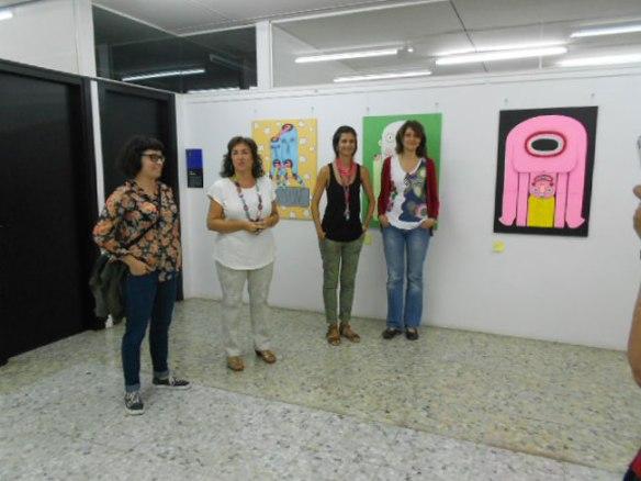Foto_inauguració_Patrícia_Picón